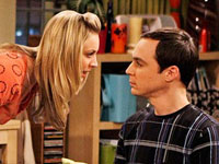 Do penny and sheldon dating in real life